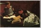 Willem Bastiaan Tholen 1860-1  -  Zusters Arntzenius - Postkaarten-set -  PS925-1