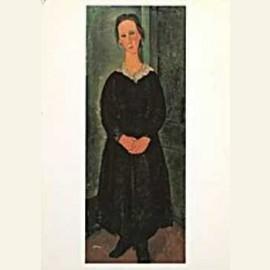 A.Modigliano/Servant Girl45x80