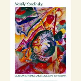 Kandinsky/Grote studie/45*60/B