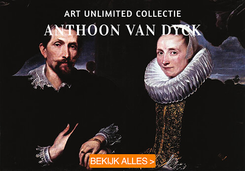 Anthoon van Dyck postkaarten
