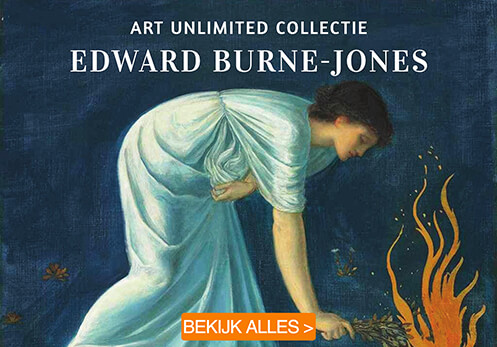 Edward Burne Jones postkaarten