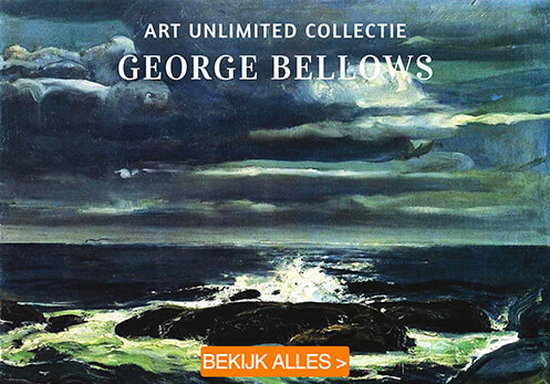 George Bellows postkaarten