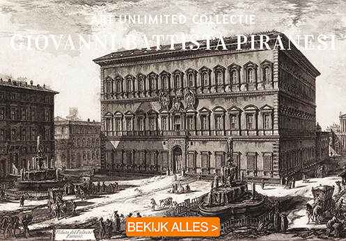 Giovanni Battista Piranesi postkaarten