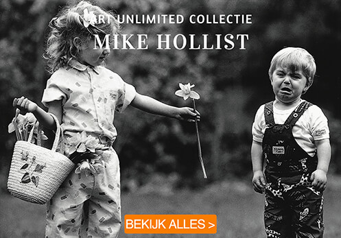 Mike Hollist postkaarten