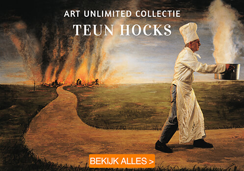 Teun Hocks postkaarten