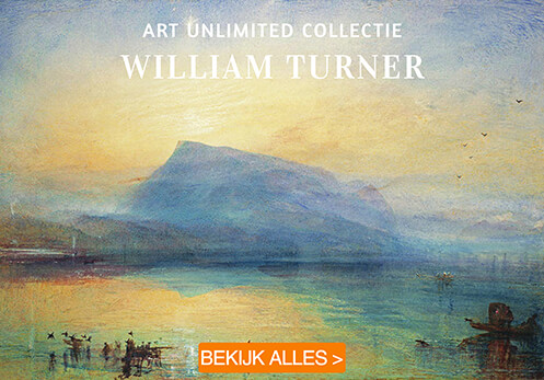 William Turner postkaarten